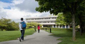 Simon Fraser University - 西蒙菲莎大学 Burnaby Campus