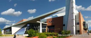 Seneca College - 圣力嘉学院 约克校区