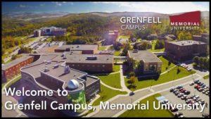 Memorial University of Newfoundland - 纽芬兰纪念大学