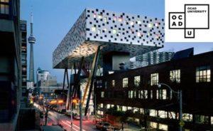 OCAD University - 安大略艺术设计学院