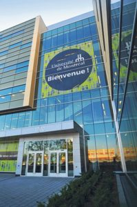 University of Montreal Laval campus- 蒙特利尔大学