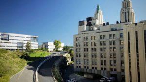 University of Montreal Main Campus - 蒙特利尔大学