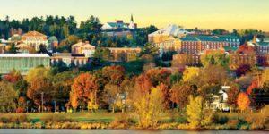 University of New Brunswick - 新不伦瑞克大学
