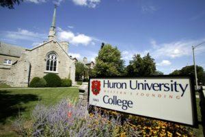 Western University Huron College - 西安大略大学