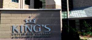 Western University King's University College - 西安大略大学