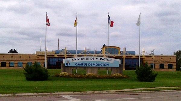 University of Moncton - 蒙克顿大学