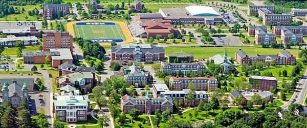 Mount Saint Vincent University - 圣文森特山大学
